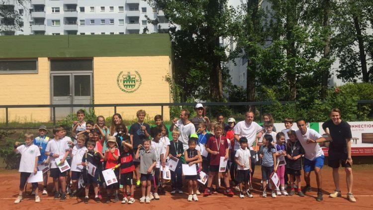 1. Sommercamp erfolgreich beendet