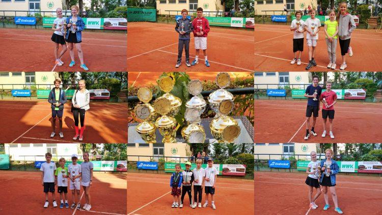Die Sieger*innen der Jugend-Klubmeisterschaft 2017 stehen fest