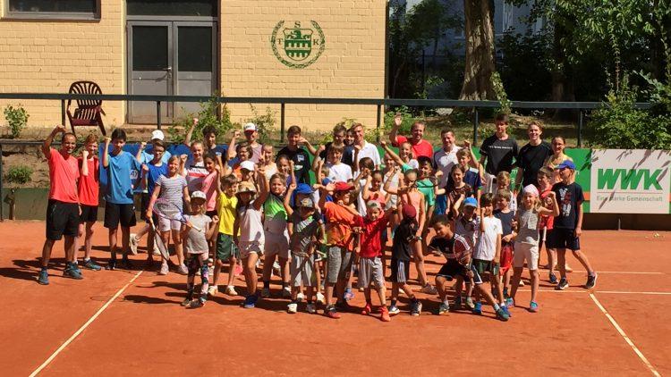 Erfolgreiche Sommercamps 2018